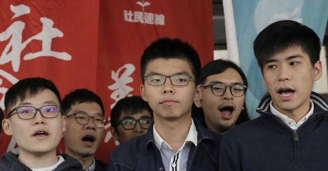 Judge postpones sentencing of Hong Kong democracy activist