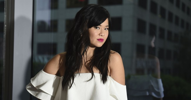 Kelly Marie Tran steps into Star Wars stardom in 'Last Jedi'
