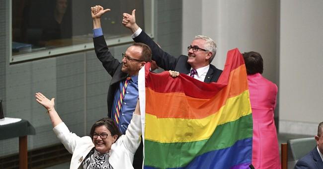 Gay marriage becomes law in Australia; weddings start in Jan