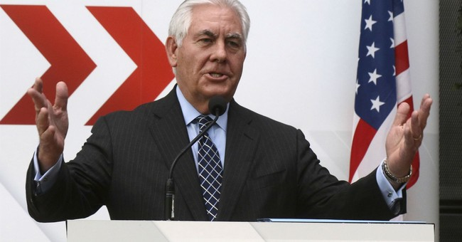 Tillerson says Ukraine is a sticking point in US-Russia ties