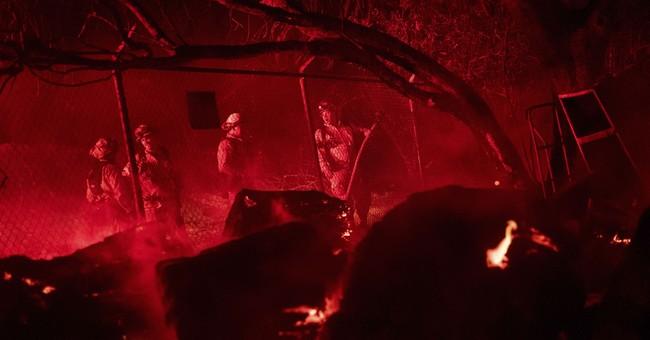 California sent fire danger text alert to 12 million people