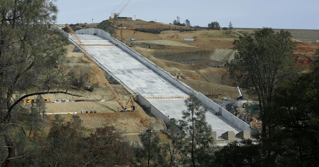 Californians blast state over repairs to tallest US dam