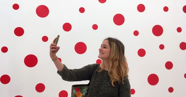 At Yayoi Kusama show, a long wait to experience infinity