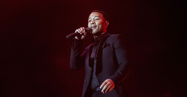 John Legend on fatherhood: 'You want people to have justice'