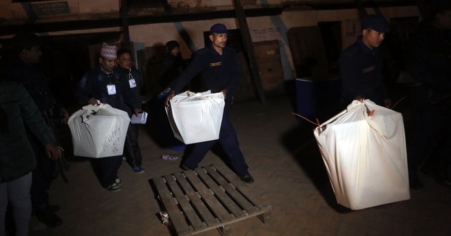 Nepal begins counting votes for new provincial assemblies