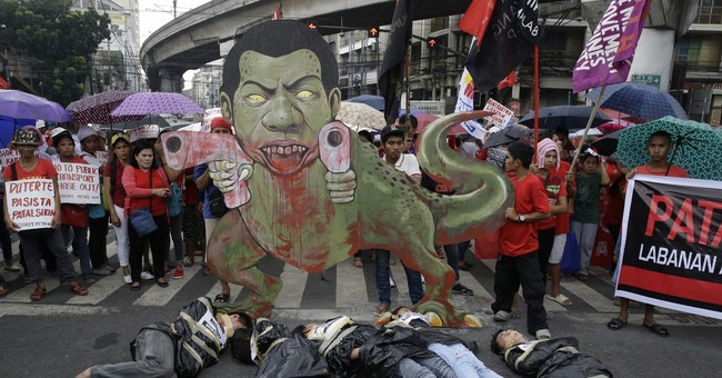 Philippine military wants martial law extended in south