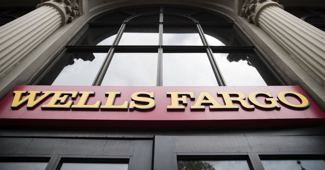 Trump says fines for Wells Fargo will not be dropped