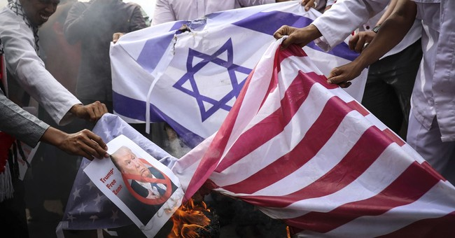 Muslims in Asia rally against Trump's Jerusalem move