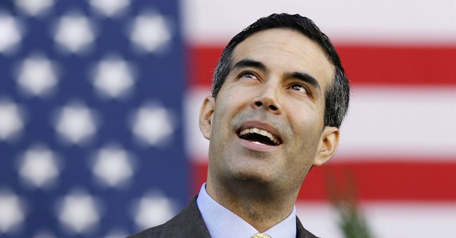 George P Bush draws unlikely GOP challenge from predecessor