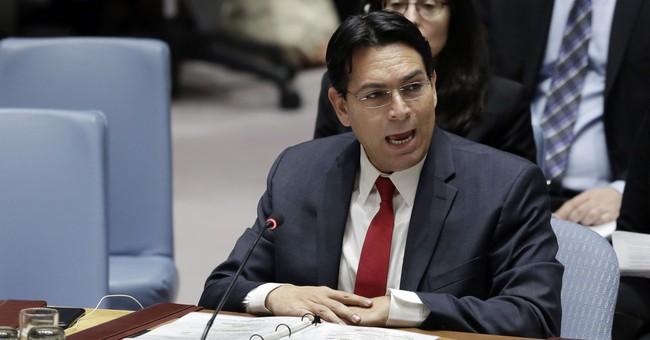 14 Security Council member criticize US action on Jerusalem