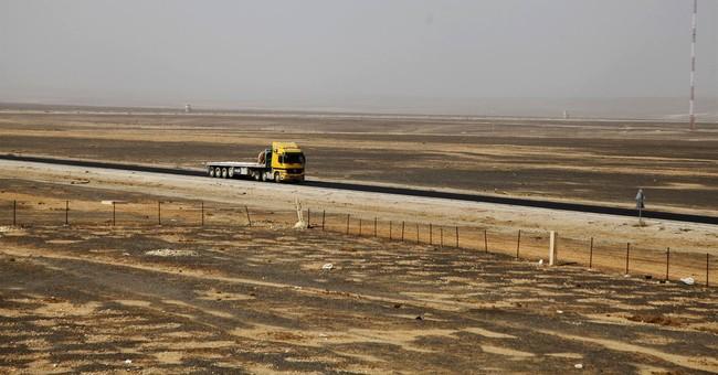 Jordan's plan of shiny city in the desert met by skepticism