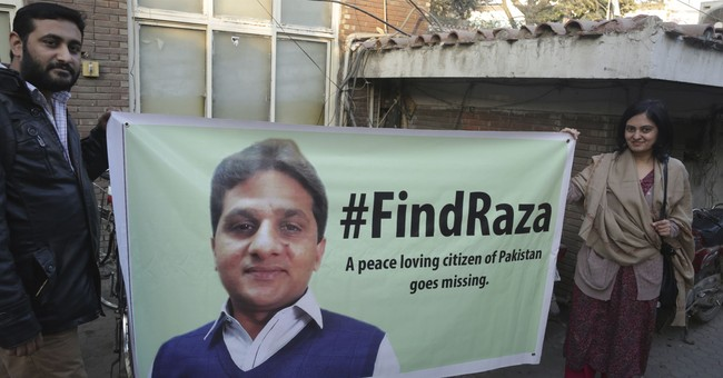 Pakistani who called for warmer ties with India goes missing