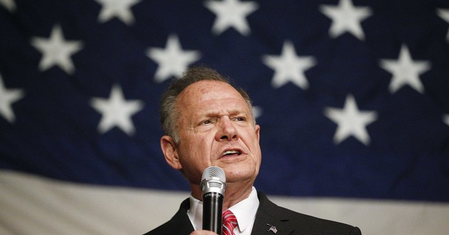 Like Trump, Moore breaking the rules of modern-day politics