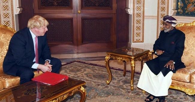 British foreign minister in Oman, West's Iran interlocutor