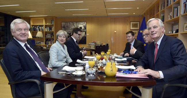A look at the key points in the Brexit deal