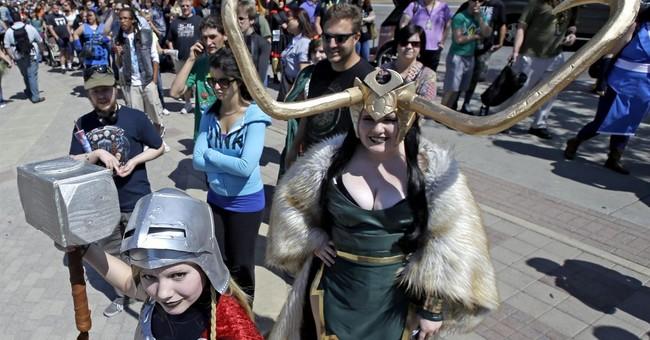 The Latest: San Diego wins 'comic con' trademark battle