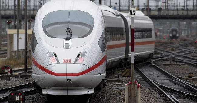 New German rail line connects Berlin to Munich in 4 hours