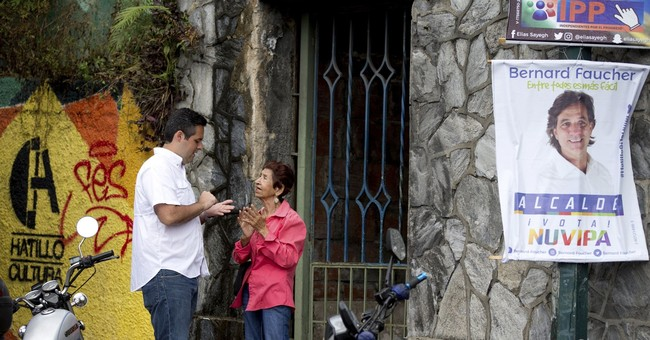 Venezuela opposition heads splintered into mayoral elections