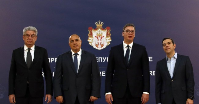 Greece, Romania, Bulgaria support Serbia's EU bid
