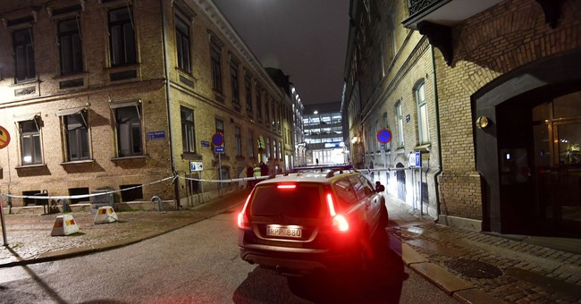 3 people arrested in firebomb attack on Swedish synagogue