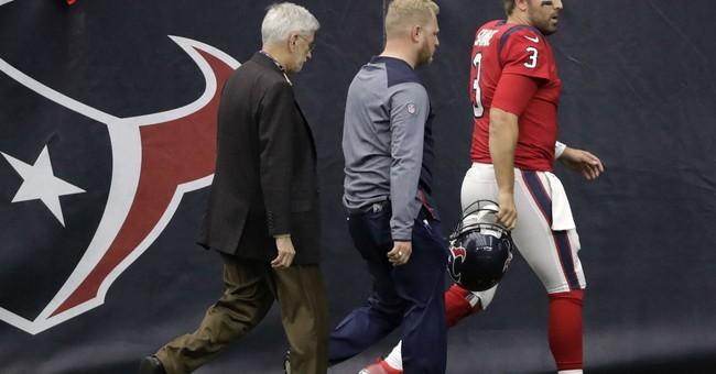NFL, NFLPA looking into Savage's return despite concussion