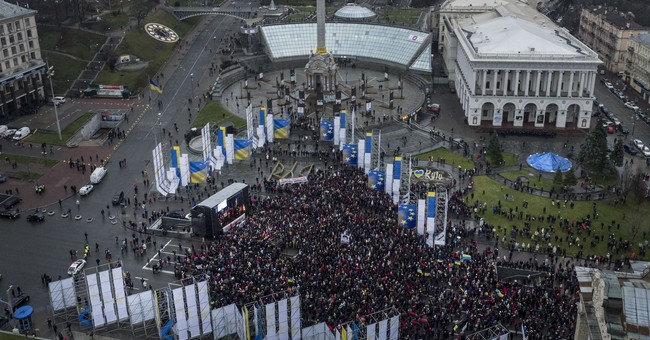 Saakashvili supporters demand Ukraine's leader be impeached