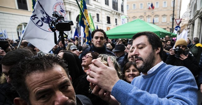 Anti-migrant leader pushes to win national power in Italy