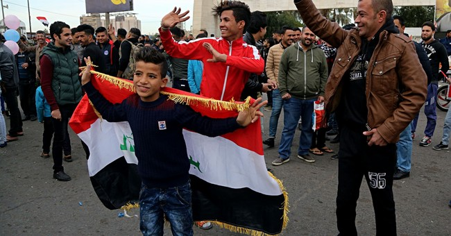 World leaders congratulate Iraq on defeating IS