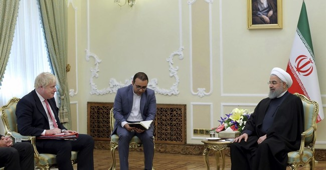 Iran says it will look into releasing British national