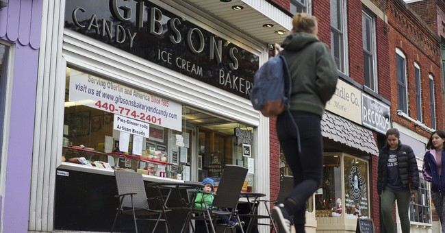 Racial dispute at beloved bakery roils liberal college town