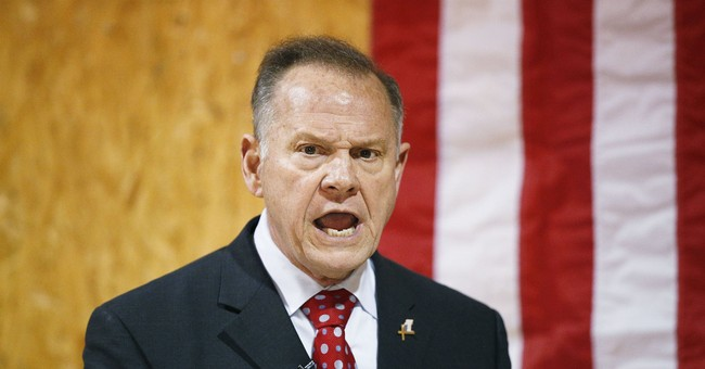 Maine GOP senator says Roy Moore was never fit for US Senate