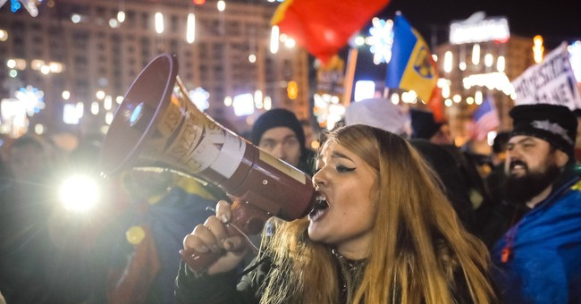 Romania: Protests of laws viewed as lax on graft renewed