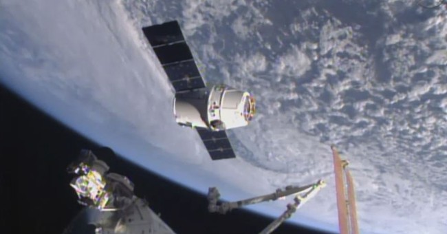 SpaceX delivery delayed few days; 1st reused rocket for NASA