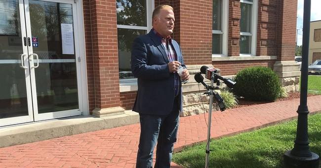 Kentucky lawmaker accused of sexual assault