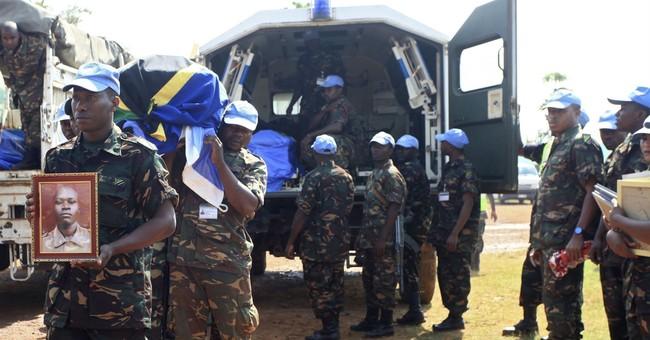 UN promises justice in Congo against peacekeeper attacks