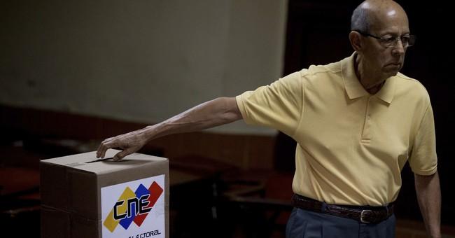Venezuela president's threat to ban opposition draws rebuff