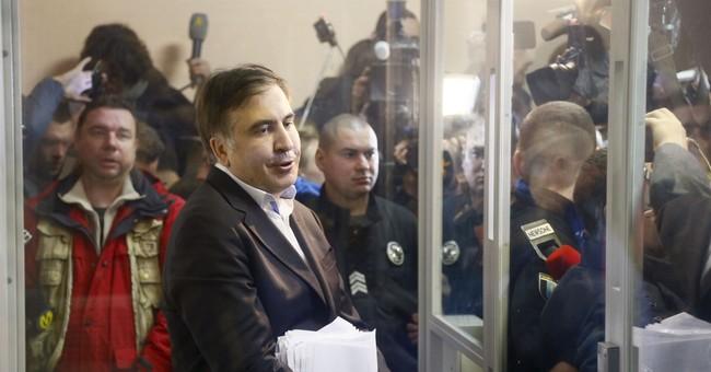 Saakashvili freed by Ukraine court, urges government change