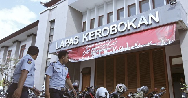 American man escapes from prison on Indonesia's Bali