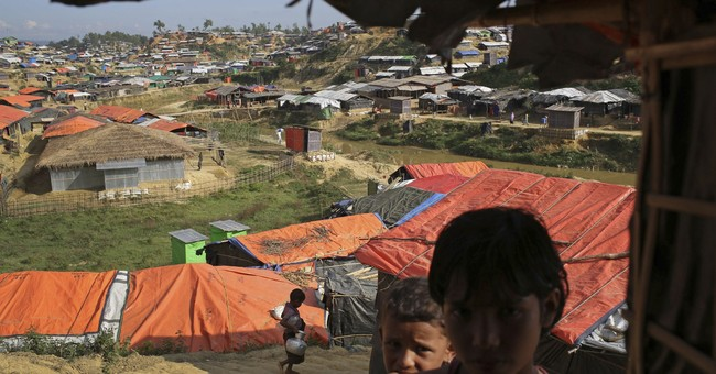 AP: Rohingya methodically raped by Myanmar's armed forces