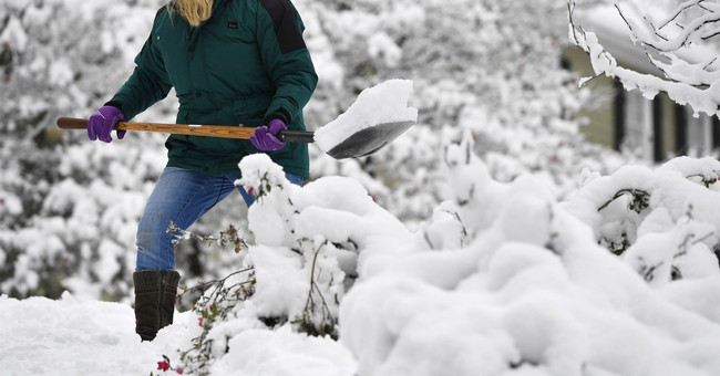 Power still out for thousands after Deep South snow storm