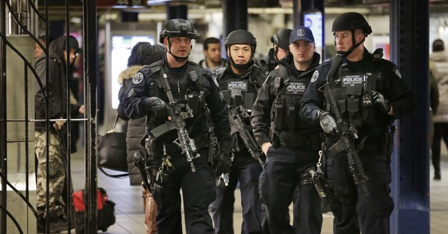 Bombing underscores New York subway system's vulnerability
