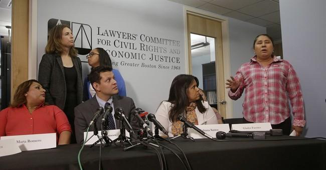 Female workers sue McCormick & Schmick's over lewd behavior