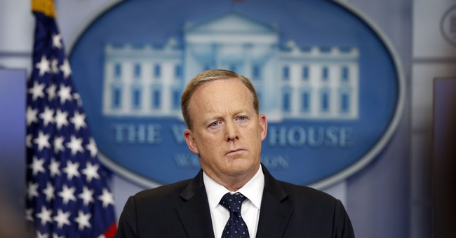 Sean Spicer book coming out next summer