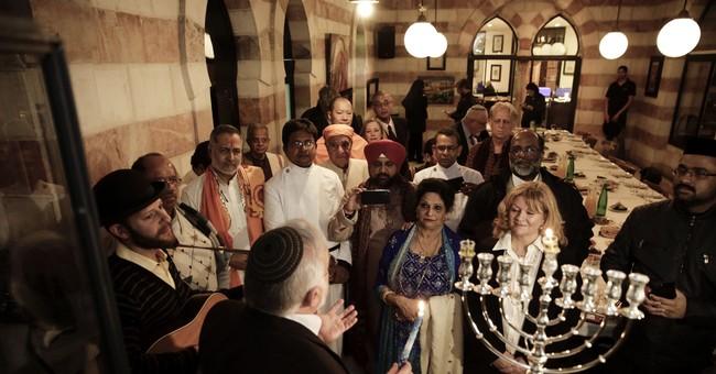 Bahrain interfaith group pays unprecedented visit to Israel