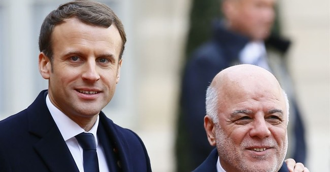 Iraq PM warns Islamic State might erupt again somewhere else