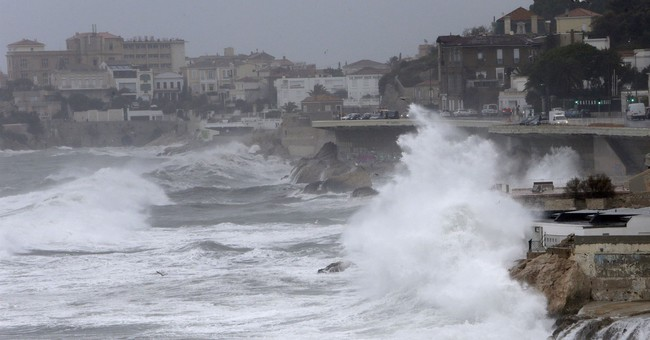 Thousands still without power after storm Ana hit France