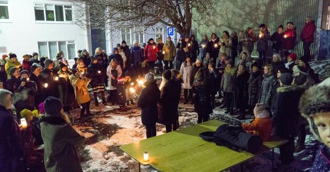 Iceland closes gender gap but violence against women remains