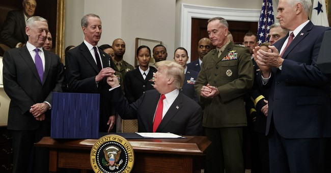 Trump signs $700 billion military budget into law