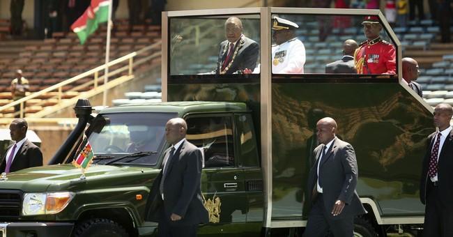 Kenya's president urges unity after divisive election season