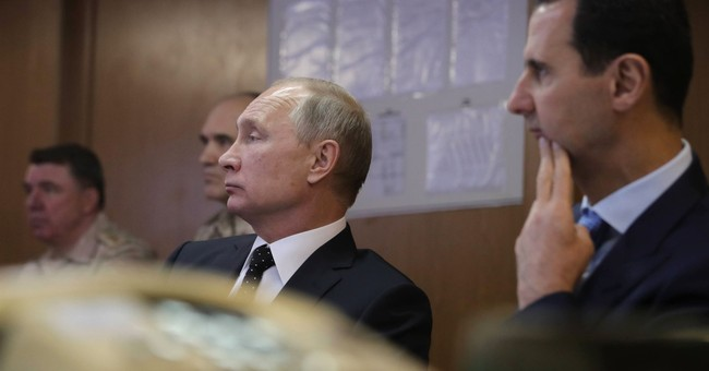 Under Putin, Russia increases clout in the Middle East